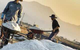 Калорийность отварного риса