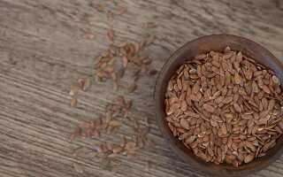 Польза и вред льняного семени