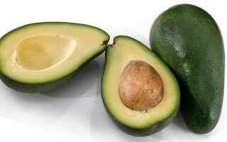 Что можно приготовить из плодов авокадо
