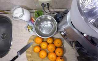 Все о мандариновом соке