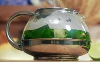 Польза и вред чая из мяты перечной